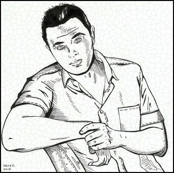 Seth MacFarlane by MayaOsina